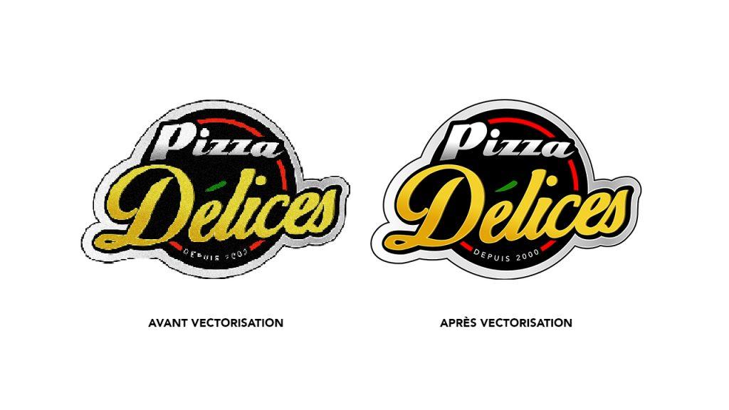 Vectorisation de logo - Agence cercledesign