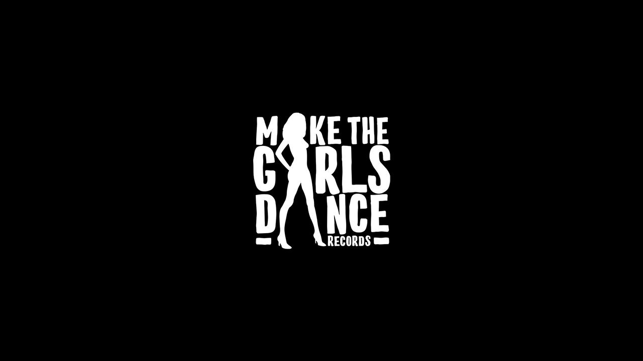 Logo make the girls dance